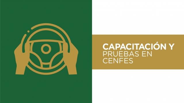 Capacitación en CENFES